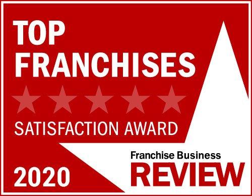 Top Franchises FBR Award 2020